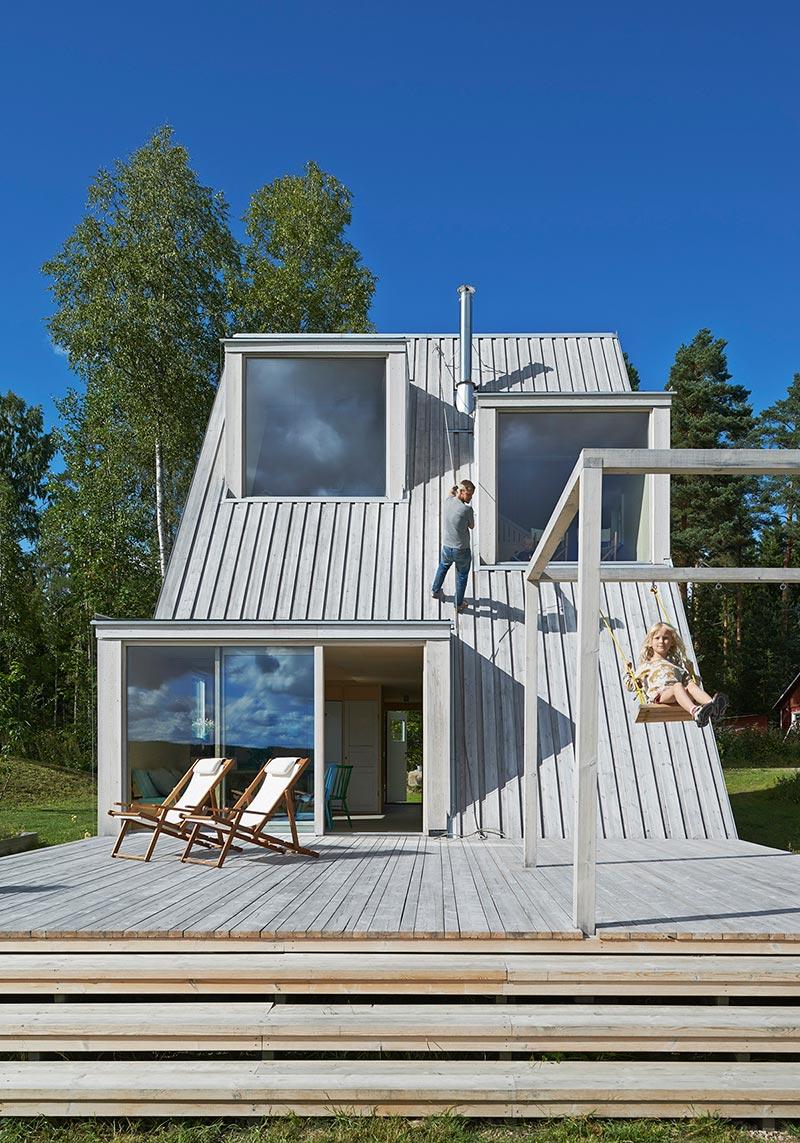 Dalarna Summer House Small Houses