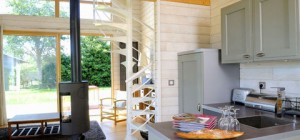 small wooden house cm5 300x140 - Small Holiday Home in the Normandy countryside