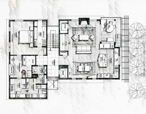 Smart House Plan Edmonds