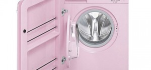 smeg washing machine 300x140 - Smeg washing machine: Do your laundry in Fab Retro style