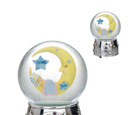 snowglobes reed barton 3 - Reed & Barton Globes: A whole New World