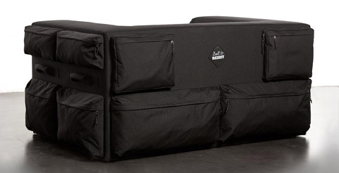 Eastpack Sofa: Club Sofa