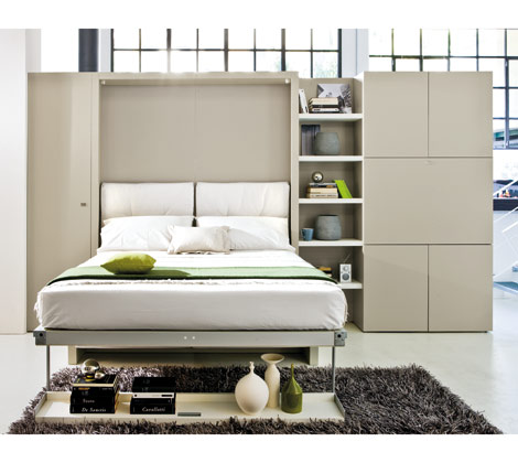 space saving beds like space wizardry