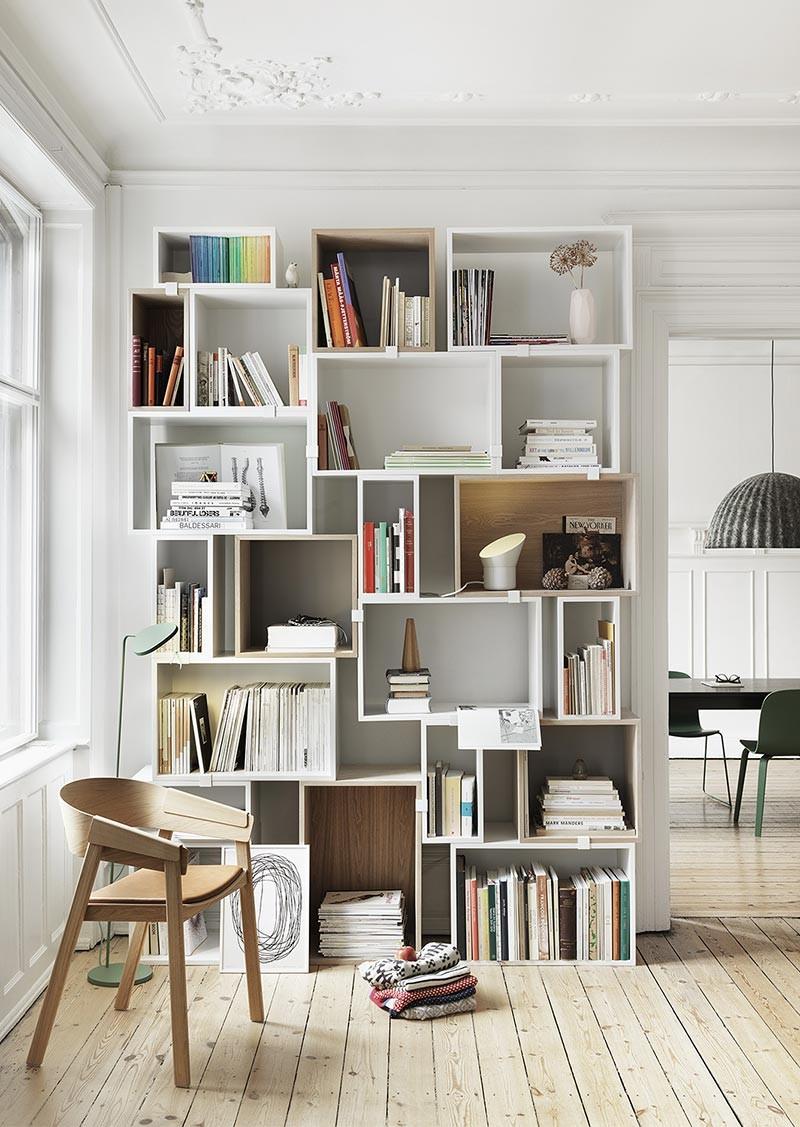 stacked shelf system muuto 800x1127 - Stacked Shelf System
