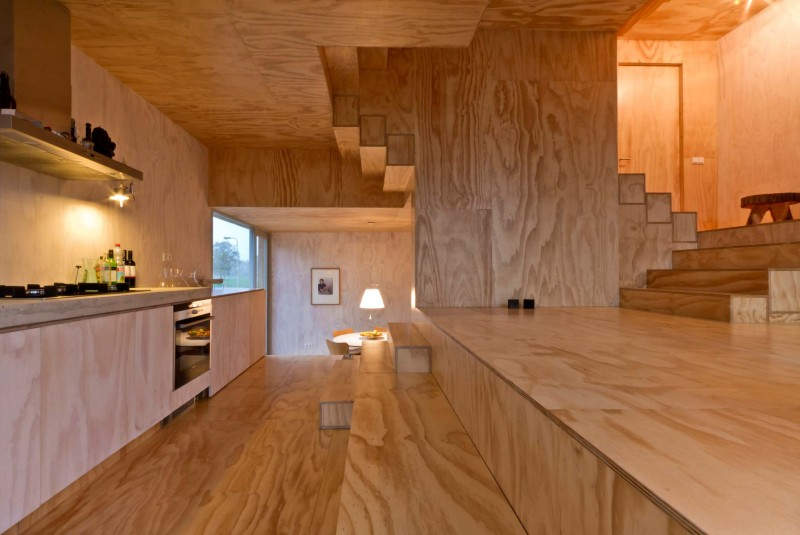 stair house onix2 800x535 - Stair House