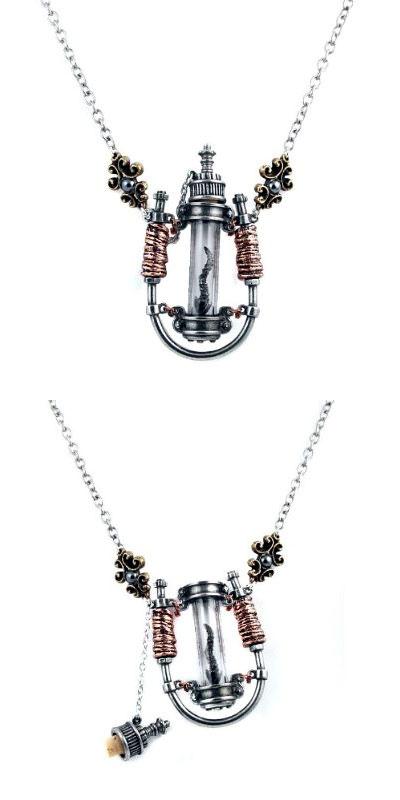 steampunk jewelry 3 - Steampunk Jewelry: Victorian Fantasy