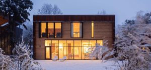steel glass home extension td 300x140 - Hillcrest House Addition
