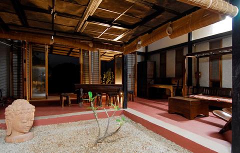 Bapagrama Stone House Mixing Local And Modern Values