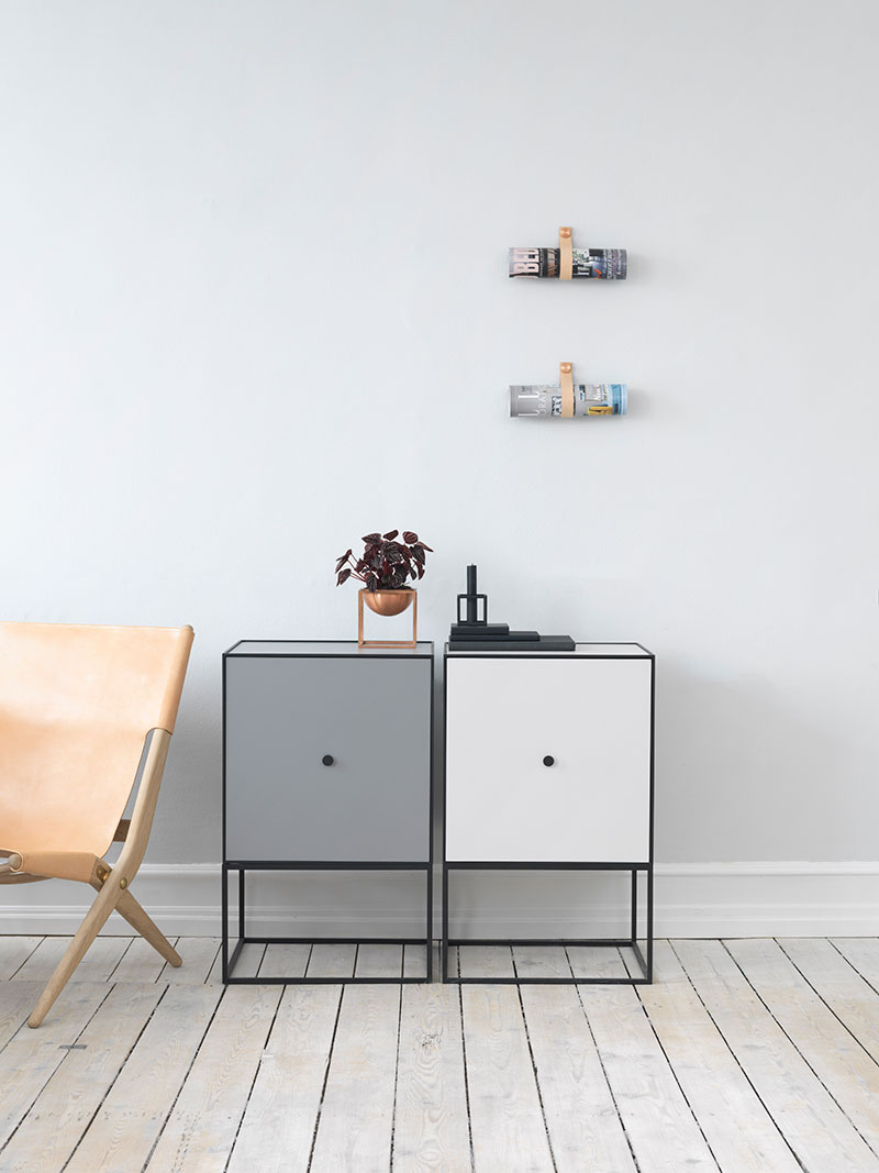 Contemporary Storage Box Units That Stack, Hang, Or Stand