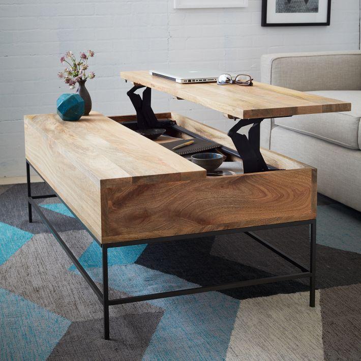 Rustic Storage Coffee Table basically beautiful Furniture