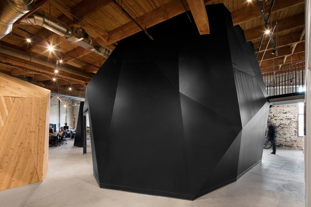 studio geometric interiors jdl3 - PixMob Studio
