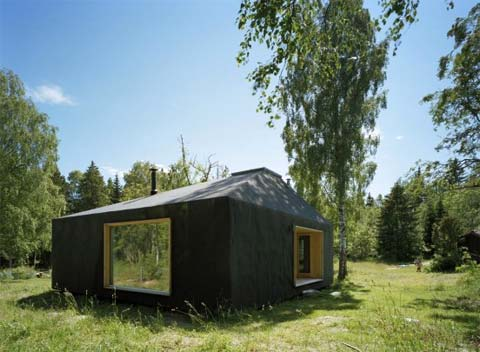 Soderora Summer House Modern Cabins