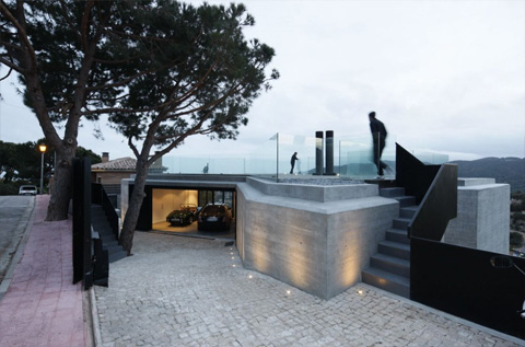 X House: X marks the spot - Modern Architecture