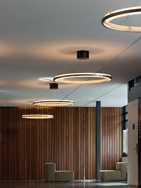 Nimba Suspension Light Mystery Suspended Above Your Table