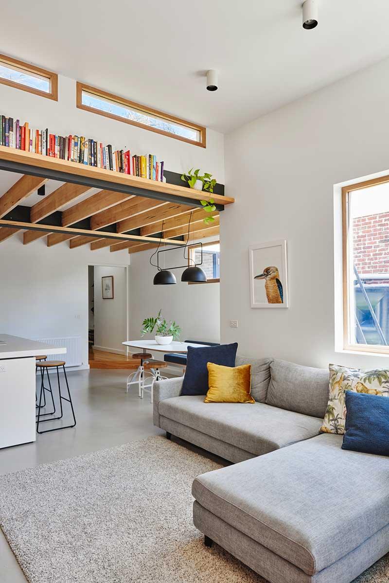 sustainable cottage living design - Melbourne Vernacular