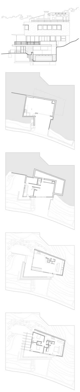 168 ellis park earth sheltered home modern architecture