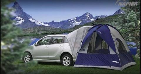 suv-minivan-tent & Camping SUV Tents - Camping Gear