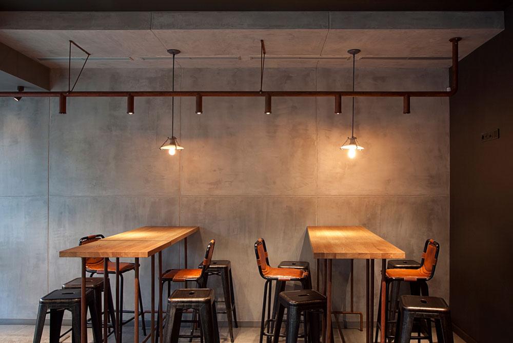 Sviezia Kava Coffee Shop Beautiful Interiors