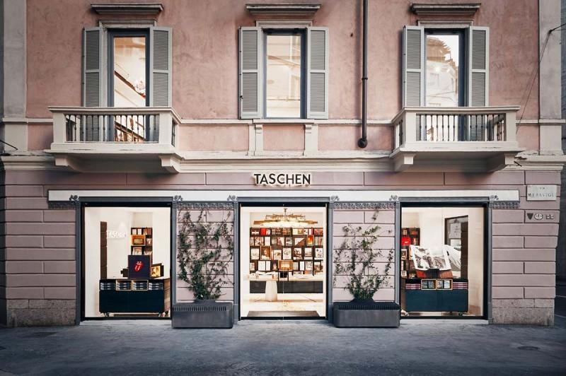 taschen store milan 800x532 - TASCHEN Store Milan
