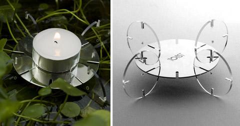 tealight holder plus 2 - PLUS+ tealight holder