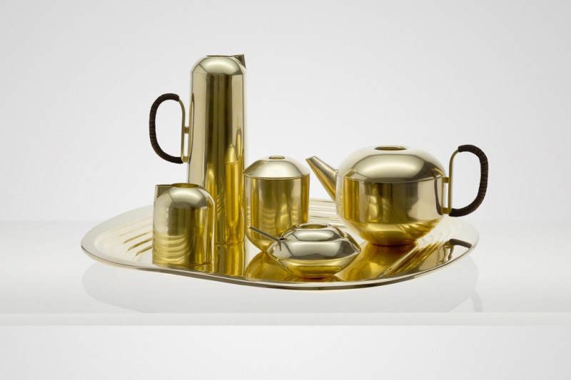 teapot set brass td 800x533 - Form Teapot: Old World Design