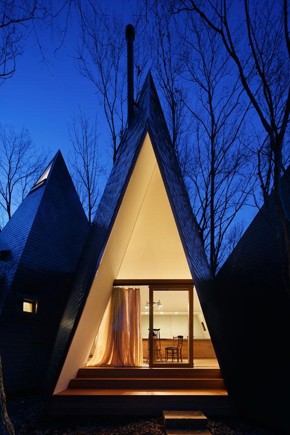Nasu Teepee Japanese Architecture