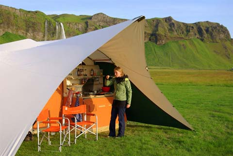 tent trailer holtkamper 5 - Holtkamper Kyte Tent Trailer