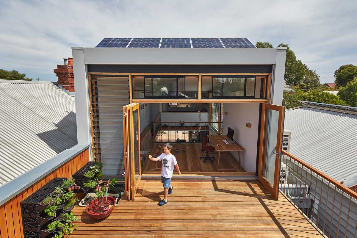 terrace house extension back bc - Beyond House