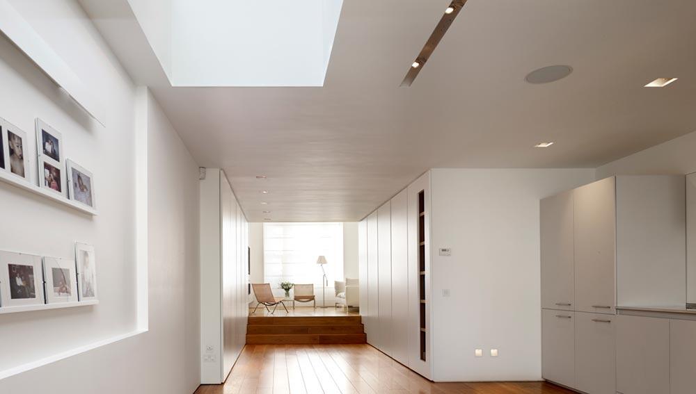 terraced house interior design tba - Elm Grove Terraced House