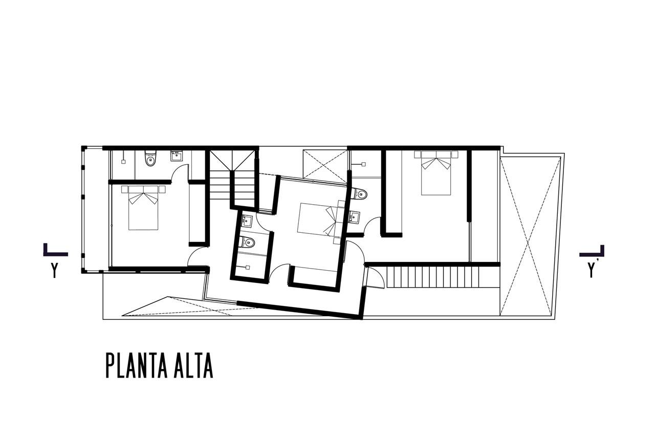 Tres House