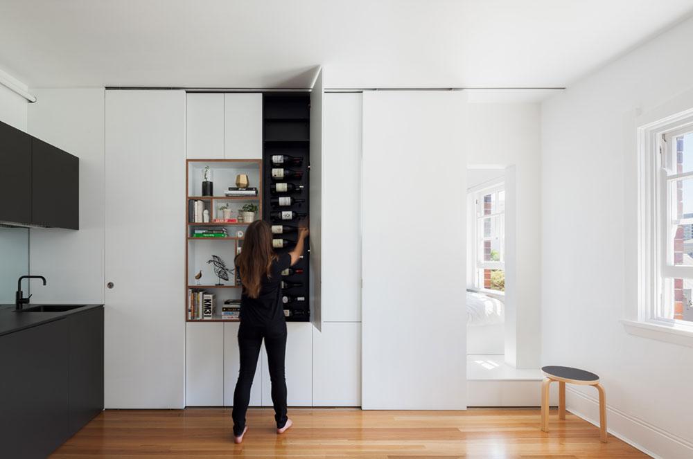 tiny apartment design bsa2 - Darlinghurst Apartment