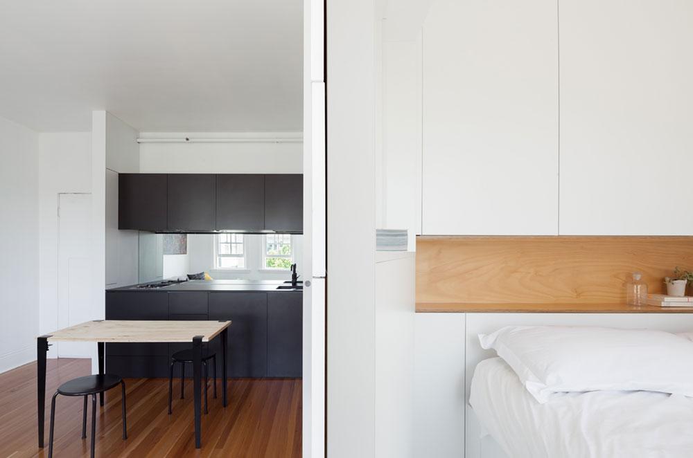 tiny apartment design bsa4 - Darlinghurst Apartment