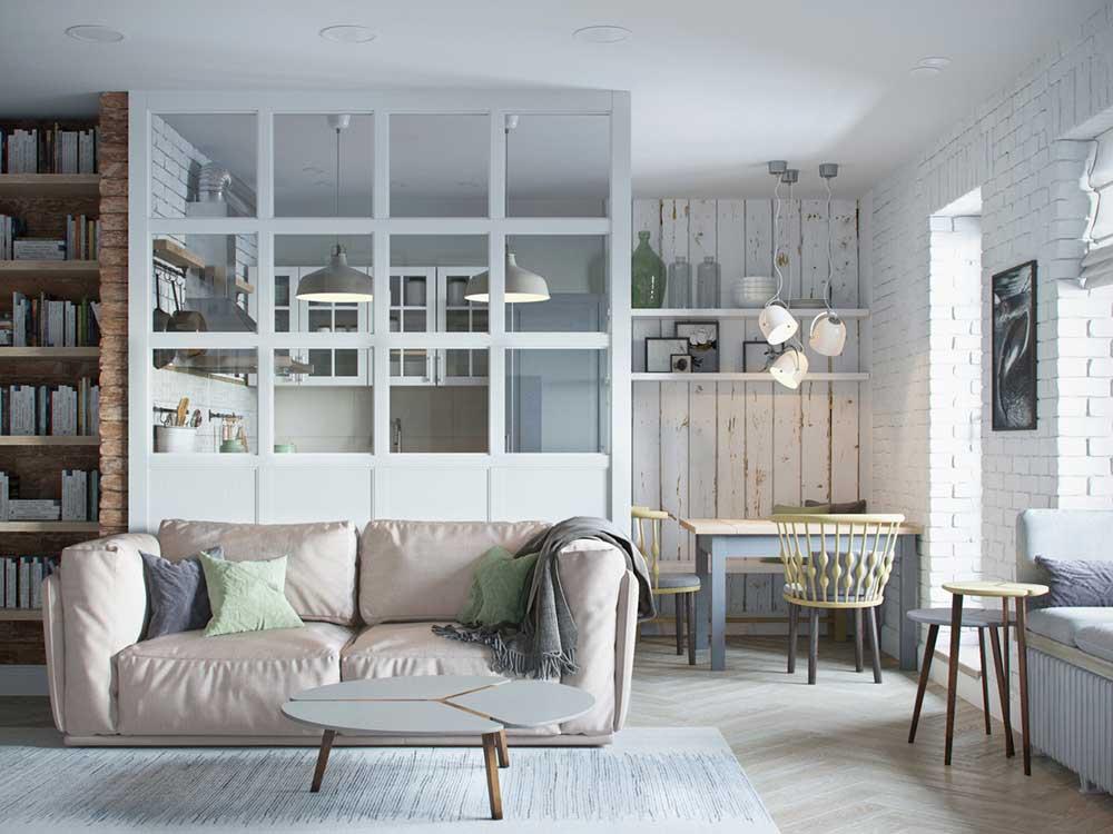 tiny apartment design jl - Amur Tiny Apartment Design