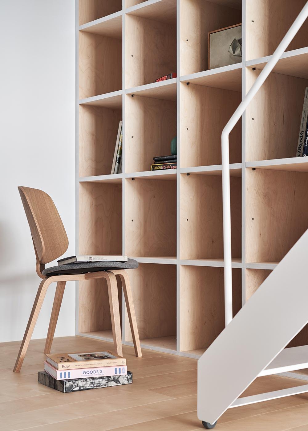 tiny apartment design storage 2 - Tiny XS House Border