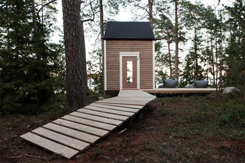 tiny cabin nido 3 - Nido Cabin: Royal Simplicity