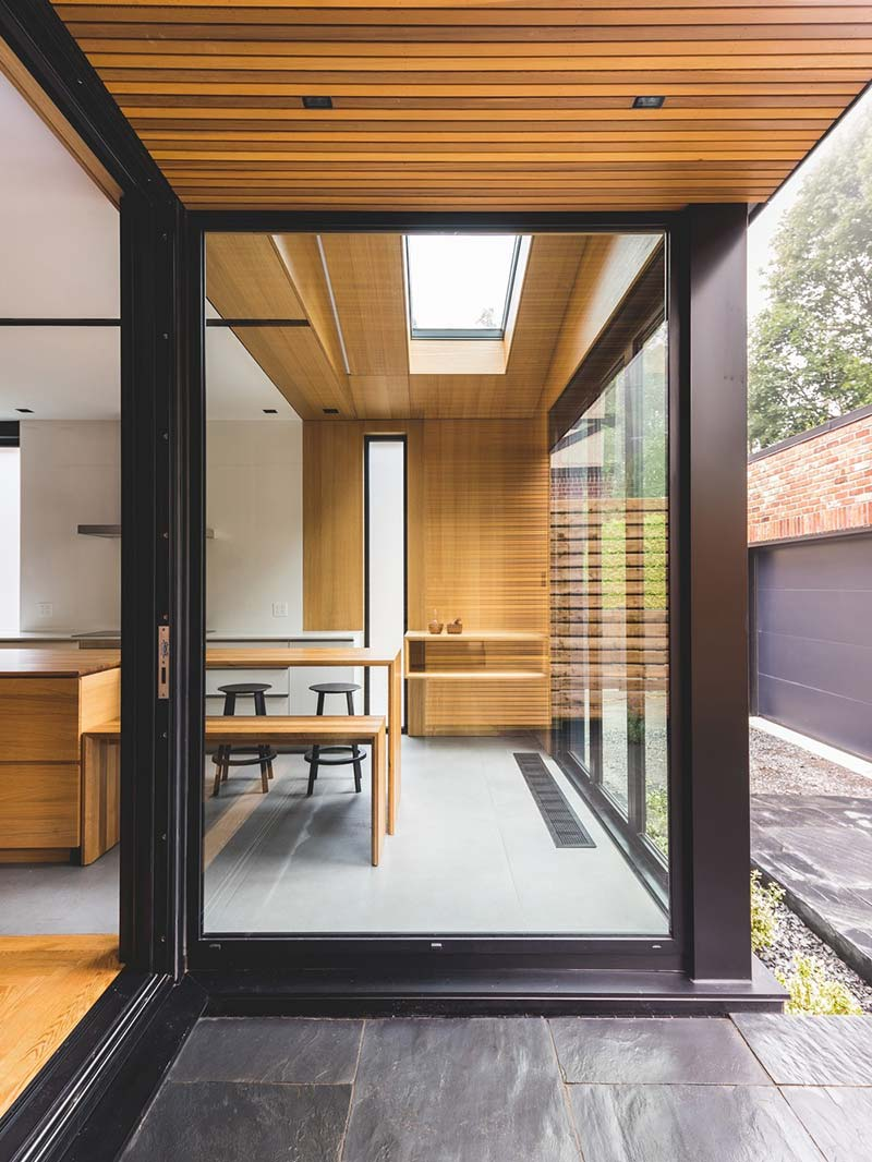 tiny extension townhouse kitchen - BLACK BOX II