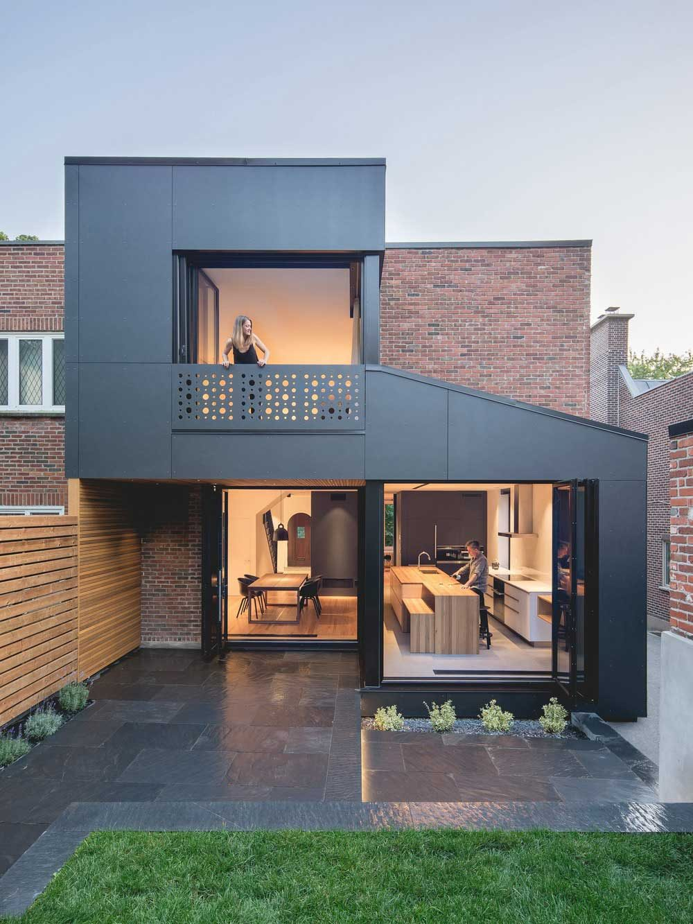 Modern Home Nda By No 555 Architectural Design Office: Home Extensions: House Addition Ideas