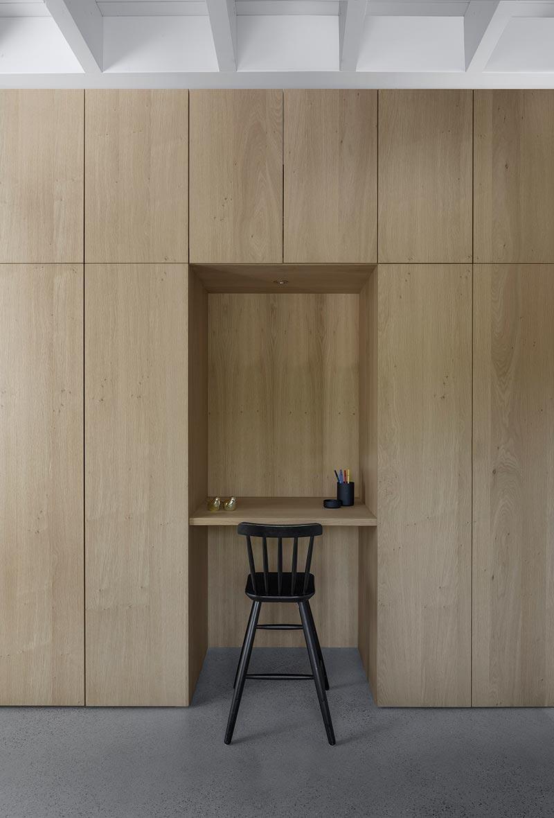 tiny holiday home design desk i29 - Tiny Holiday Home Vinkeveen