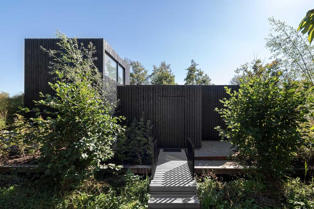 tiny holiday home design front i29 - Tiny Holiday Home Vinkeveen