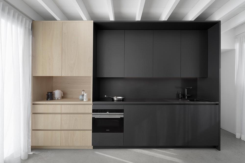 tiny holiday home design kitchen i29 - Tiny Holiday Home Vinkeveen