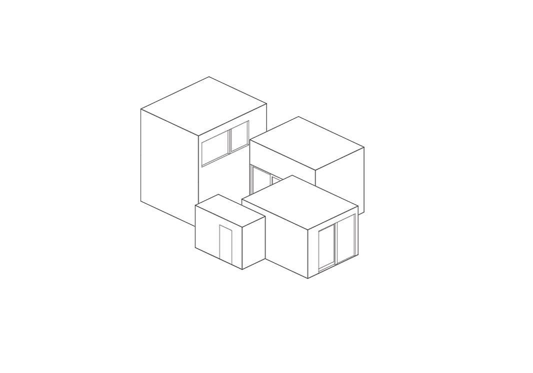 tiny holiday home design plan i29 - Tiny Holiday Home Vinkeveen