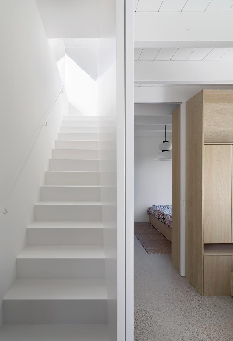 tiny holiday home design stairs i29 - Tiny Holiday Home Vinkeveen