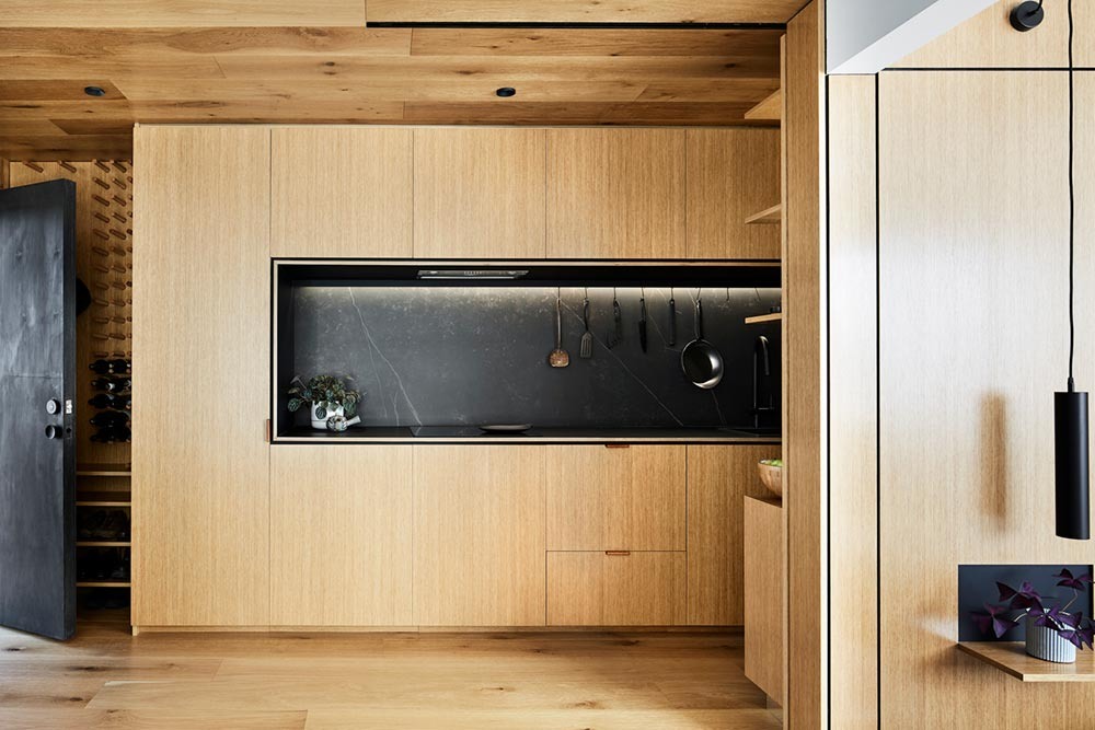 tiny home design kitchen td - Type St Apartment