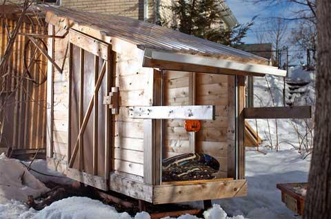 tiny houses junk hickshaw - Tiny Houses: Upcycled Junk
