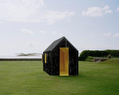 Chameleon Cabin: Folded Beauty