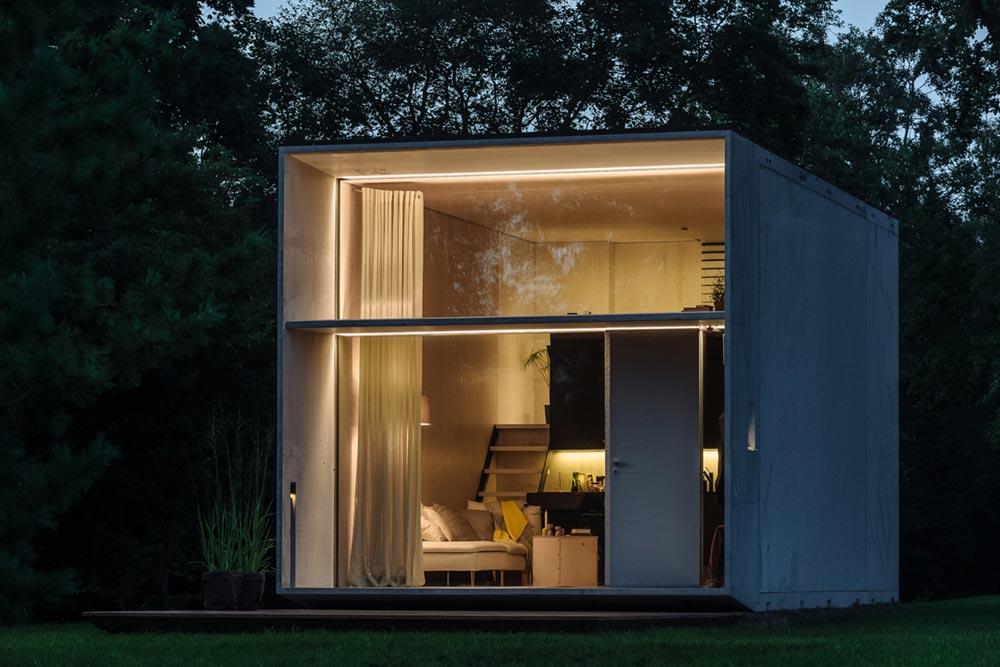 tiny prefab cabin koda - Koda Tiny Prefab Home