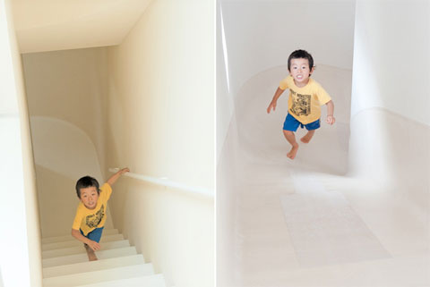 tokyo house ramp 6 - Tokyo Ramp House: slip sliding away