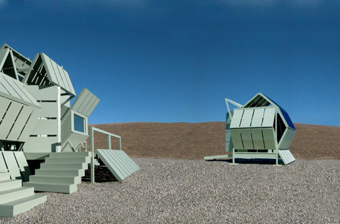 M House: a transformer house