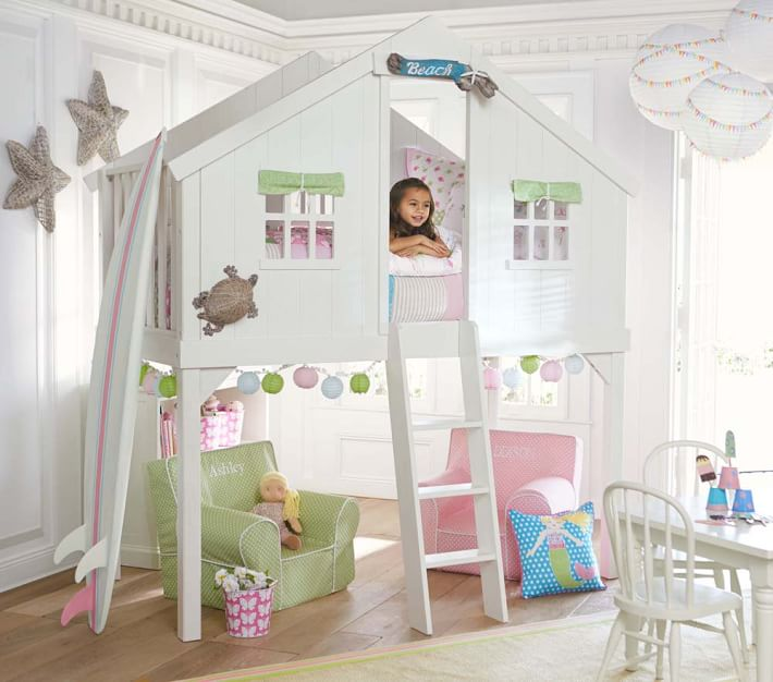 Tree House Twin Bed Furniture Kids