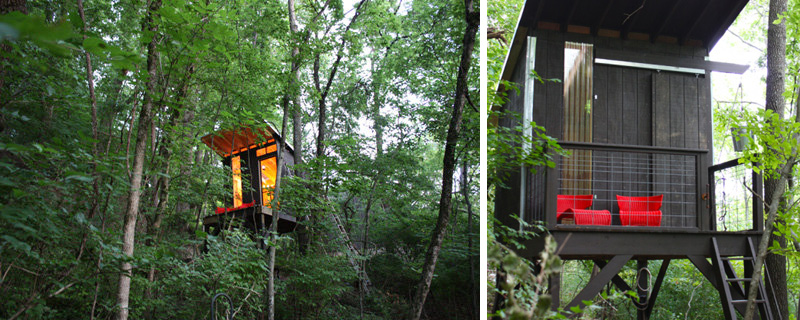 tree house modfrugal211 - ModFruGal Tree House
